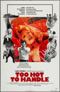 "Movie Posters:Sexploitation, Too Hot to Handle (Derio Productions, R-1978). One Sheet (27"" X41""). Sexploitation.. ..."