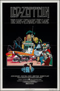 "Movie Posters:Rock and Roll, The Song Remains the Same (Warner Brothers, 1976). One Sheet (27"" X 41""). Rock and Roll.. ..."