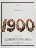 """Movie Posters:Foreign, 1900 (United Artists, 1977). French Grande (47"""" X 63"""") & FrenchAffiche (15.75"""" X 22.25). Foreign.. ... (Total: 2 Items)"""