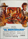"""Movie Posters:Western, The Mercenary (United Artists, 1969). French Grande (46"""" X 62.5"""").Western.. ..."""