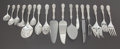 Silver Flatware, American:Reed & Barton, A GROUP OF THIRTY REED & BARTON FRANCIS I PATTERN SILVERSERVING PIECES, Taunton, Massachusetts, designed 1907. ... (Total:30 )