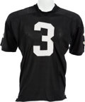 Football Collectibles:Uniforms, 1967-71 Daryle Lamonica Game Worn Oakland Raiders Jersey, MEARS A9....