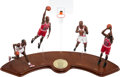 Basketball Collectibles:Others, 2001 Michael Jordan Danbury Mint Display....