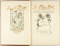Books:Literature 1900-up, [Featured Lot] [Limited Editions Club] Arthur Rackham, illustrator.SIGNED. Charles Dickens. The Chimes. Limited Edi...