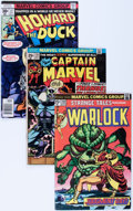 Modern Age (1980-Present):Miscellaneous, Comic Books - Assorted Bronze and Modern Age Comics Box Lot Modern (Various Publishers, 1970s-'80s) Condition: Average VG.... (Total: 2 Items)