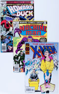 Modern Age (1980-Present):Miscellaneous, Comic Books - Assorted Bronze and Modern Age Comics Box Lot (Various Publishers, 1970s-'90s) Condition: Average NM-....
