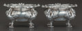 Silver & Vertu:Hollowware, A PAIR OF HOWARD & CO. FIGURAL SILVER OPEN SALTS, New York, New York, circa 1900. Marks: HOWARD & CO., NEW YORK, 1903, STE... (Total: 2 )