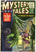 Golden Age (1938-1955):Horror, Mystery Tales #35 (Atlas, 1955) Condition: VG+. Overstreet 2006 VG4.0 value = $38....