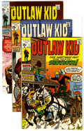 Bronze Age (1970-1979):Western, Outlaw Kid #1-6 Group (Marvel, 1970) Condition: VF-. Included here are # 1 (FN-), 2, 3, 4, 5, and 6. Approximate Overstreet ... (Total: 6)