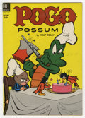 Golden Age (1938-1955):Funny Animal, Pogo Possum #16 (Dell, 1954) Condition: FN+. Last issue. Walt Kellycover and art. Overstreet 2006 FN 6.0 value = $51; VF 8....