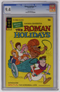Bronze Age (1970-1979):Cartoon Character, The Roman Holidays #1 File Copy (Gold Key, 1973) CGC NM 9.4Off-white to white pages. Overstreet 2006 NM- 9.2 value = $60. C...