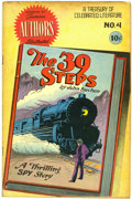 "Golden Age (1938-1955):Classics Illustrated, Stories by Famous Authors Illustrated #4 (Seaboard Pub., 1950).Adapts ""The 39 Steps."" Overstreet 2006 FN 6.0 value = $66...."