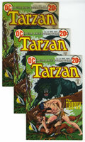 Bronze Age (1970-1979):Miscellaneous, Tarzan #218 Multiple Copies Group (DC, 1973) Condition: Average VF.Twenty copies are included here. Overstreet 2006 VF 8.0 ... (Total:20)
