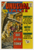 Silver Age (1956-1969):Horror, Unusual Tales #32 (Charlton, 1962) Condition: VF. Overstreet 2006VF 8.0 value = $27....