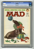Magazines:Mad, Mad #84 (EC, 1964) CGC NM- 9.2 Off-white to white pages. NormanMingo cover. Mort Drucker, Jack Rickard, Joe Orlando, Don Ma...