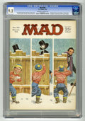 Magazines:Mad, Mad #85 (EC, 1964) CGC NM- 9.2 Off-white to white pages. Dick Tracyand Popeye parodies. Norman Mingo cover. Mort Drucker, J...