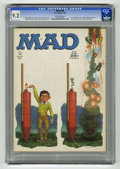 Magazines:Mad, Mad #88 (EC, 1964) CGC NM- 9.2 Off-white pages. Fold-in of theBeatles by Al Jaffee. Interior art by Don Martin, Mort Drucke...