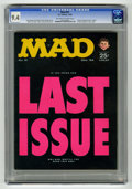 Magazines:Mad, Mad #91 (EC, 1964) CGC NM 9.4 Off-white to white pages. Artistsinclude Don Martin, Mort Drucker, Al Jaffee, Dave Berg, and ...