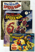 Magazines:Miscellaneous, Spectacular Spider-Man and other Miscellaneous Comic MagazinesGroup (Various, 1968-74) Condition: Average VF. Includes Sp...(Total: 12 Comic Books)