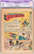 Golden Age (1938-1955):Superhero, Action Comics #2 Coverless/Incomplete (DC, 1938) CGC Apparent NG (No Grade) Slightly brittle pages....