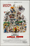 "Movie Posters:Comedy, Animal House (Universal, 1978). One Sheet (27"" X 41"") Style B.Comedy.. ..."