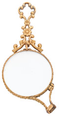 Estate Jewelry:Other , Gold Lorgnette. ...