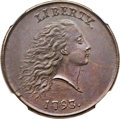 Large Cents, 1793 1C Chain, AMERICA, Periods, S-4, B-5, R.3, MS66 Brown PCGSSecure. CAC....