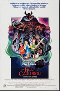 "Movie Posters:Animation, The Black Cauldron & Other Lot (Buena Vista, 1985). One Sheets (2) (27"" X 41"") Advance & Regular. Animation.. ... (Total: 2 Items)"