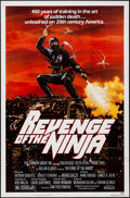 "Movie Posters:Action, Revenge of the Ninja & Other Lot (Cannon, 1983). One Sheets (2) (27"" X 41""). Action.. ... (Total: 2 Items)"