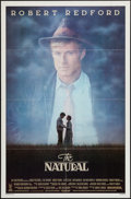 """Movie Posters:Sports, The Natural (Tri-Star, 1984). One Sheet (27"""" X 41""""). Sports.. ..."""