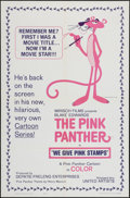 "Movie Posters:Animation, We Give Pink Stamps (United Artists, 1965). One Sheet (27"" X 41"").Animation.. ..."