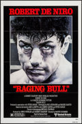 "Movie Posters:Drama, Raging Bull (United Artists, 1980). One Sheet (27"" X 41""). Drama.. ..."