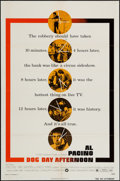 "Movie Posters:Action, Dog Day Afternoon (Warner Brothers, 1975). One Sheet (27"" X 41""). Action.. ..."