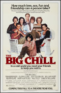 "Movie Posters:Comedy, The Big Chill (Columbia, 1983). One Sheet (27"" X 41""), Mini Lobby Card Set of 8, & Photos (10) (8"" X 10"") Advance. Comedy.. ... (Total: 19 Items)"
