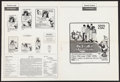 """Movie Posters:Animation, Yellow Submarine (United Artists, 1968). Uncut Pressbook (8 Pages,13.25"""" X 18""""). Animation.. ..."""