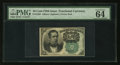 Fractional Currency:Fifth Issue, Fr. 1264 10¢ Fifth Issue PMG Choice Uncirculated 64 EPQ.. ...
