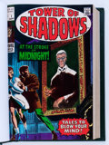 Bronze Age (1970-1979):Horror, Tower of Shadows and Others Bound Volume (Marvel, 1969-71)....