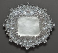 Silver Holloware, American:Plates, AN UNGER BROTHERS SILVER PIN TRAY, Newark, New Jersey, circa 1900.Marks: UB (interlaced), STERLING, 925, FINE. 3-1/...
