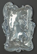 Silver Holloware, American:Desk Accessories, AN UNGER BROTHERS SILVER PIN TRAY, Newark, New Jersey, circa 1900.Marks: UB (interlaced), STERLING, 925, FINE . 1/4...