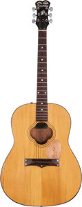 Musical Instruments:Acoustic Guitars, Rolling Stones Related - A Brian Knight Coppertone Guitar, circa 1970s...
