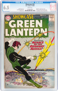 Silver Age (1956-1969):Superhero, Showcase #22 Green Lantern (DC, 1959) CGC FN+ 6.5 Cream pages....