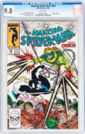 Modern Age (1980-Present):Superhero, The Amazing Spider-Man #299 (Marvel, 1988) CGC NM/MT 9.8 Whitepages....