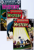 Bronze Age (1970-1979):Horror, House of Mystery/House of Secrets Group (DC, 1969-74).... (Total:12 Comic Books)