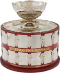Miscellaneous Collectibles:General, 1992 Davis Cup Championship Trophy Created for Team USA Player....