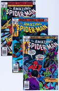 Modern Age (1980-Present):Superhero, The Amazing Spider-Man Group (Marvel, 1978-89) Condition: AverageNM.... (Total: 31 Comic Books)