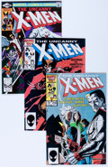 Modern Age (1980-Present):Superhero, X-Men Group (Marvel, 1980-87) Condition: Average NM.... (Total: 23Comic Books)