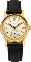 "Timepieces:Wristwatch, Rolex Rare Ref. 3716 ""Empire"" Yellow Gold Automatic, circa 1943. ..."