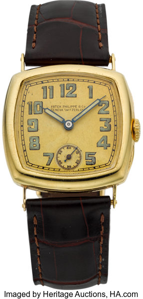 Patek Philippe Vintage Gold Wristwatch For Bailey Banks Biddle Lot 60229 Heritage Auctions