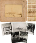 Transportation:Nautical, Mississippi Steamboat Archive. ... (Total: 2 Items)