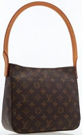 Luxury Accessories:Bags, Louis Vuitton Classic Monogram Canvas Looping MM Shoulder Bag. ...